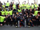 Verstappen Wins as F1 Celebrate 70th Anniversary