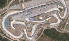 Portuguese Grand Prix track