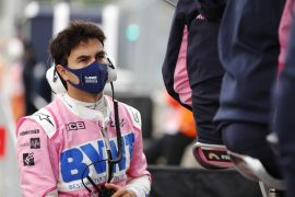 Boss: Perez 'did nothing wrong' in contracting virus