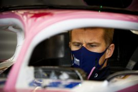 Second race for Hulkenberg in Perez's seat 'likely'