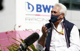 Team owner Stroll says Hamilton to Aston Martin next season is tempting