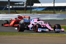 Marko: Mercedes gave Racing Point 'data & drawings'