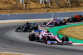 Pink Mercedes affair is also 'attack on Toto Wolff'