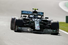 Second Free F1 Practice Results 2020 British GP (FP2)