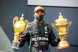 Verstappen: Hamilton will win 2020 championship