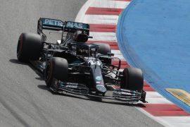 Third Free F1 Practice Results 2020 Spanish GP