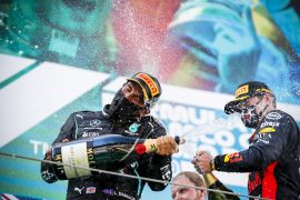 Verstappen plays down 2020 title chances