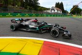 Third Free F1 Practice Results 2020 Belgian GP