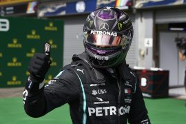 F1 Qualifying Results 2020 Russian Grand Prix