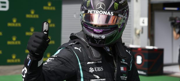 F1 Qualifying Results 2020 Russian Grand Prix