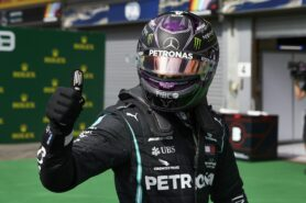 Hamilton at crossroads as new Mercedes deal saga rolls on?