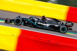 No fix yet for Bottas 'leg numbness' issue