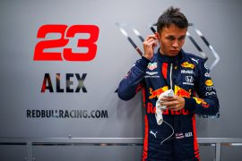 Red Bull now turns attention to Albon seat