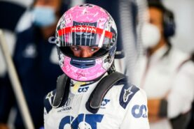 No news after Gasly home theft