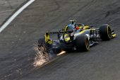 Wolff: Renault engine powerful at Spa