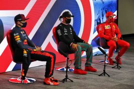Post 2020 British F1 GP Press Conference