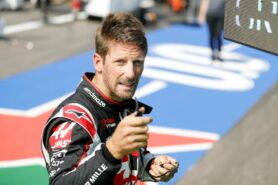 Grosjean admits his F1 career is now over