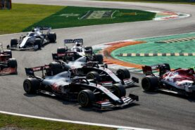 No format tweaks by for Monza's sprint qualifying this Saturday