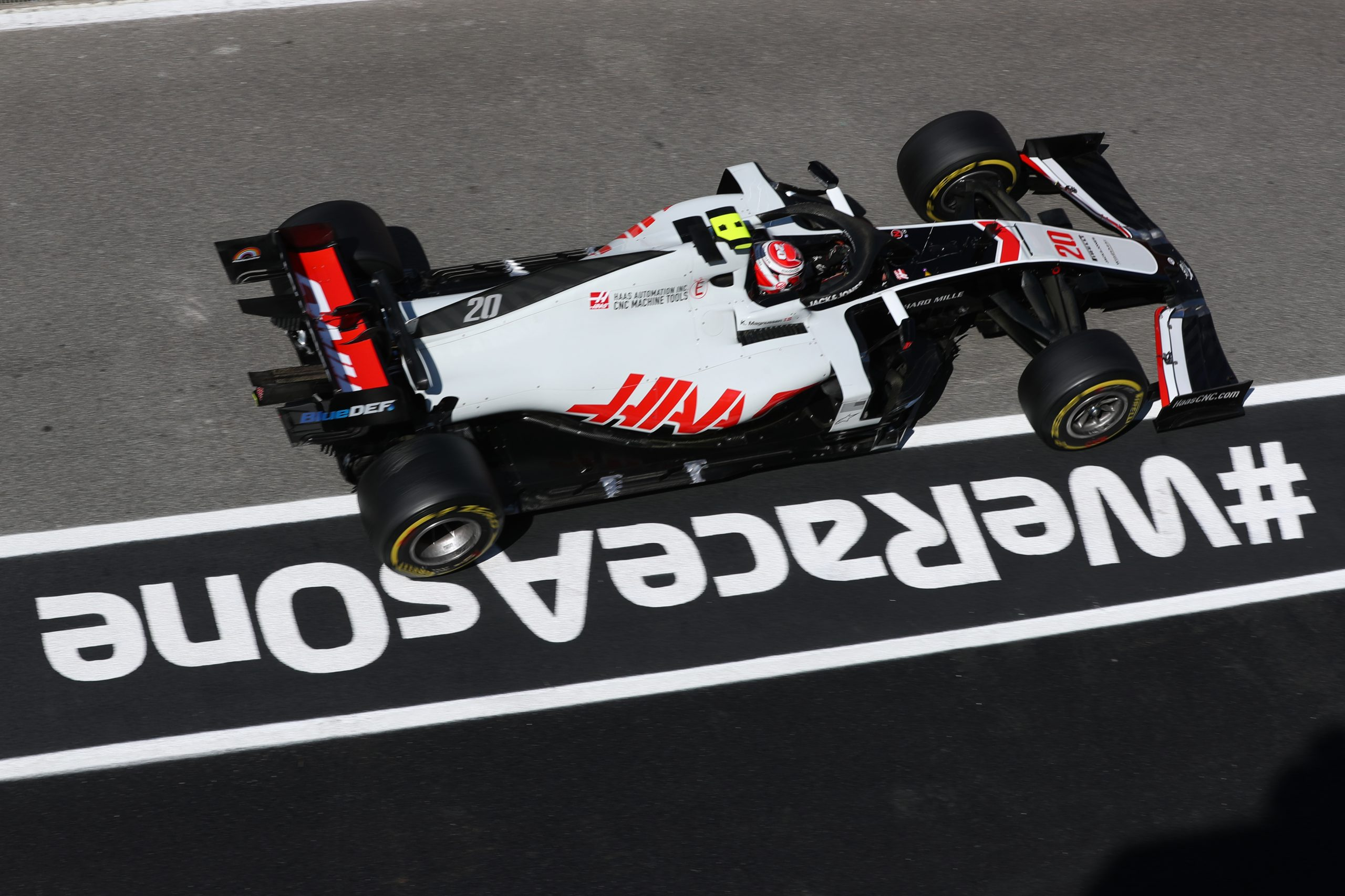 Haas To Assess Ferrari Engine Situation In 2021