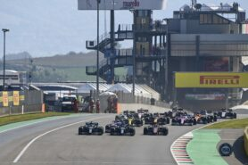 How can F1 compete with NASCAR in the USA?
