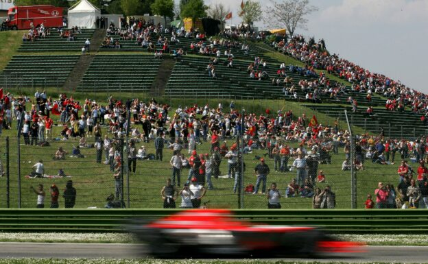 Speed of Imola ticket sales 'exciting'