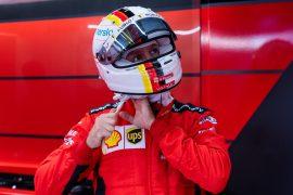 Schumacher: Vettel rumours 'suddenly quiet'