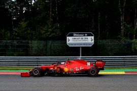 Ferrari's dismal weekend at Spa was historically bad