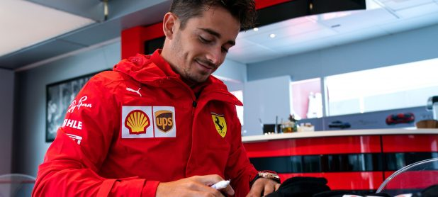 Alesi: Leclerc has 'no right to give up'
