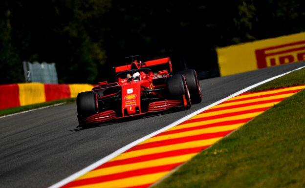Montezemolo: Vettel stopped feeling Ferrari support