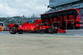 Holiday Greetings from Ferrari