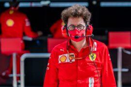 Binotto: 'Completely new' Ferrari engine for 2021
