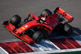Binotto rules out reverting to 2019 Ferrari car