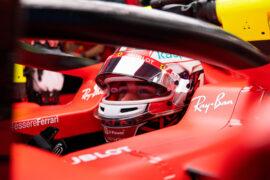 Leclerc: No 'miracles' with new Ferrari parts