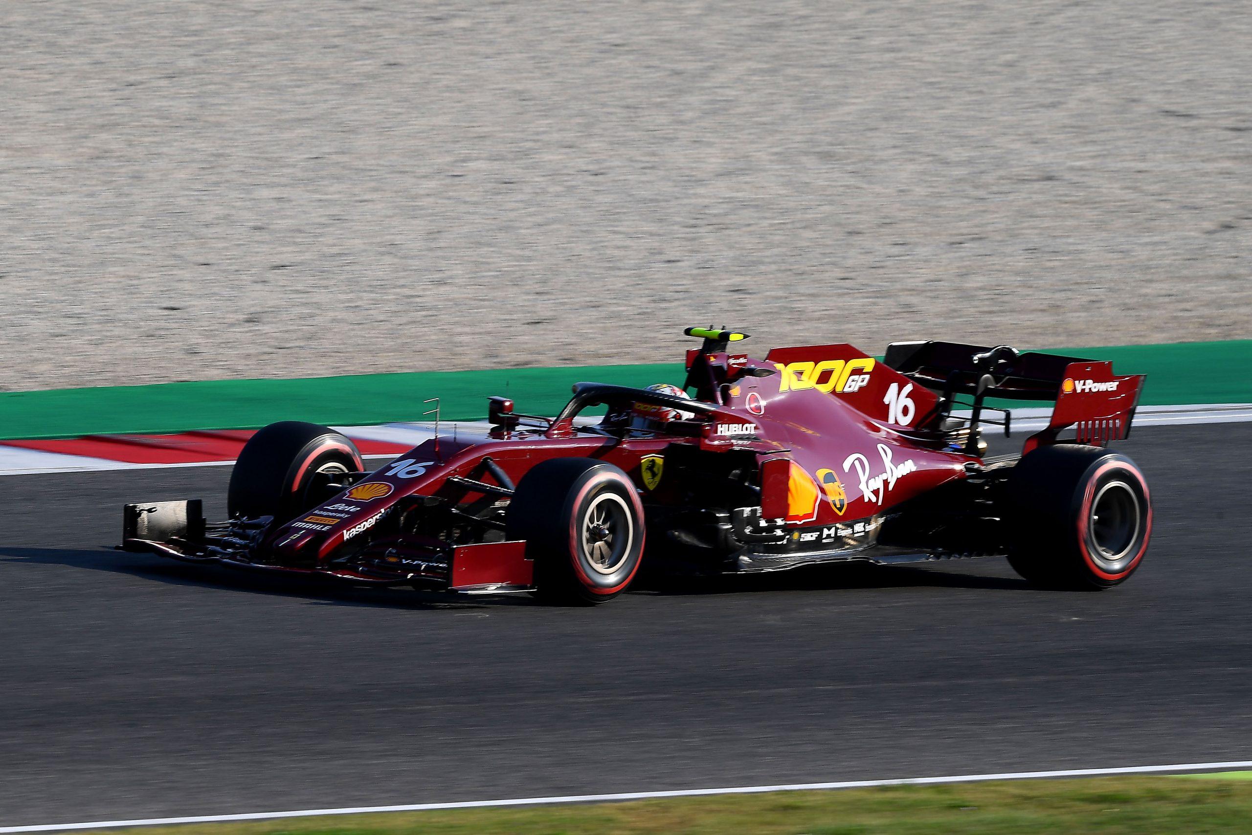 Sainz 2021 Can Be Much Better For Ferrari