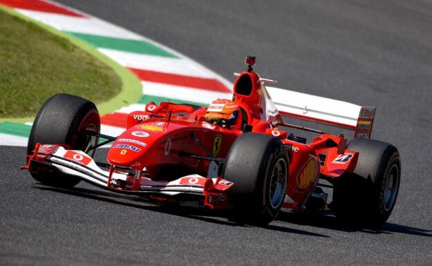 Mick's uncle Ralf slams Michael Schumacher 'comparisons'