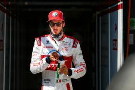 Giovinazzi admits next season Alfa Romeo seat uncertain