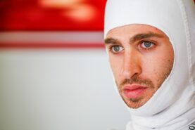Giovinazzi was gutted to hear his Ferrari chance was lost