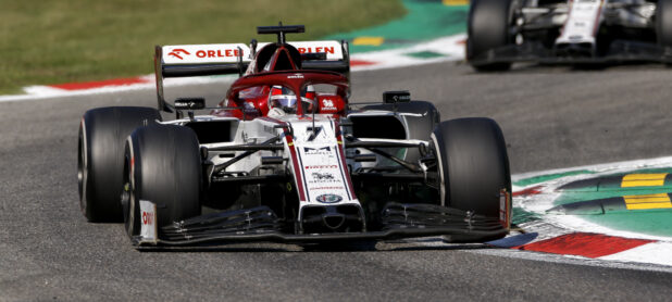2020 FIA Action of the Year by Kimi Raikkonen