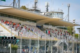 Italian GP future in danger after only 16.000 bought tickets