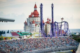 Hermann Tilke could not attend Russian GP