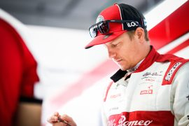 Raikkonen denies extending Alfa Romeo contract