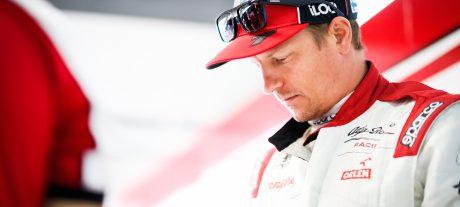 Raikkonen denies signing 2021 Alfa Romeo deal