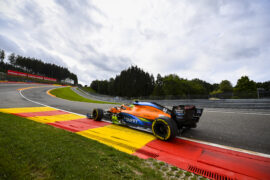 Belgian GP afraid it can't organise 'normal' event again