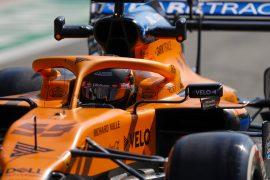 Sainz urges 'calm' to avoid 'dangerous' qualifying