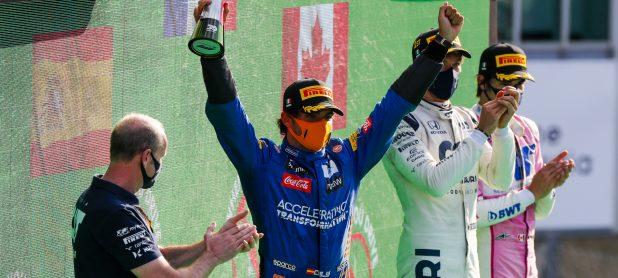 Sainz: Questions about Ferrari regret 'annoying'