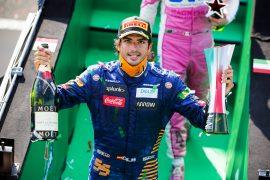 Sainz eyes test in 2018-spec Ferrari car soon