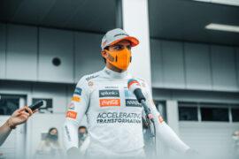 Sainz not worried about Schumacher threat