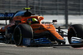 McLaren happy with new Mercedes-like nose