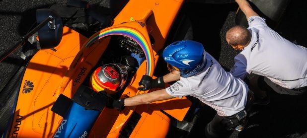 McLaren Unboxed | Mugello Memories Tuscan GP