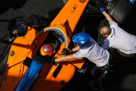 Ferrari pushing for Abu Dhabi 'young driver' test for Sainz